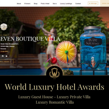 2017 World Luxury Hotel Awards